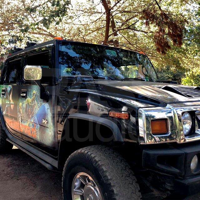 Proyecto Hummer H2