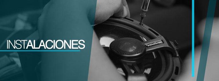 Tienda profesional del Audio Car – Instalaciones de Audio ?