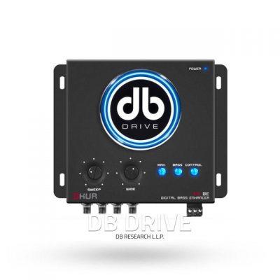 Potenciador de bajos DB Drive D-E5BEV2