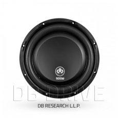 K5F 10D4 Subwoofer plano DVC de 10 «/ 500 vatios / bobina de voz dual de 4OHM