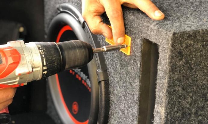 Mantenimiento del sistema Audio Car instalado