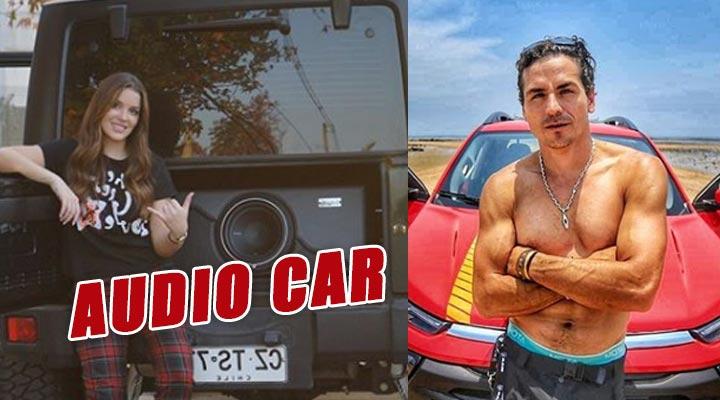 Los famosos y sus sistemas de Audio Car son tendencia