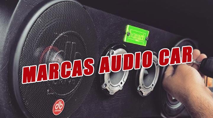 Audio Car: marcas que lideran el mercado Chileno