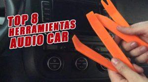 Herramientas Audio Car para hacer instalaciones TOP 8
