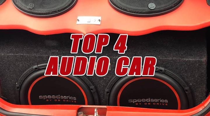 Audio Car Top 4 mejores marcas para tu proyecto