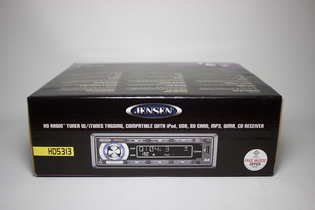 Radio CD SD1513 MP3 am/fm aux usb iphod | Jensen