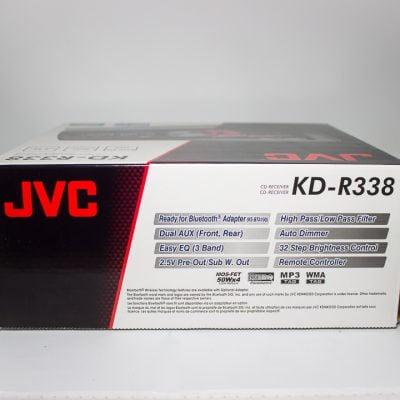 Radio CD KD-R338 am/fm MP3 AUX | JVC