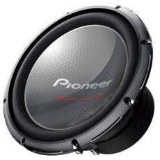 Subwoofer Pioneer TSW3003D4 12″ 2000 watts 600RMS Doble Bobina 4 ohms